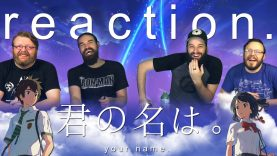 Your Name Reaction EARLY ACCESS