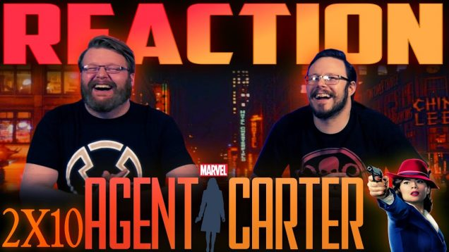 Agent Carter 2×10 Reaction EARLY ACCESS