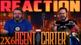 Agent Carter 2×6 Reaction EARLY ACCESS