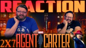 Agent Carter 2×7 Reaction EARLY ACCESS