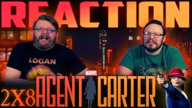 Agent Carter 2×8 Reaction EARLY ACCESS