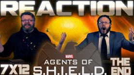 Agents of Shield 7×12 Reaction