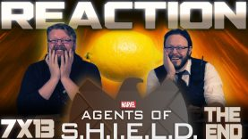 Agents of Shield 7×13 Reaction