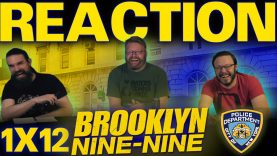 Brooklyn Nine-Nine 1×12 Reaction EARLY ACCESS