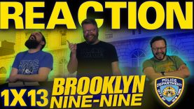 Brooklyn Nine-Nine 1×13 Reaction EARLY ACCESS