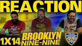 Brooklyn Nine-Nine 1×14 Reaction EARLY ACCESS