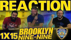 Brooklyn Nine-Nine 1×15 Reaction EARLY ACCESS
