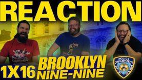 Brooklyn Nine-Nine 1×16 Reaction EARLY ACCESS