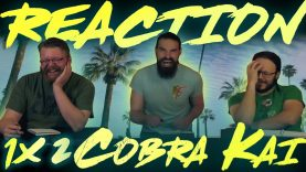 Cobra Kai 1×2 Reaction EARLY ACCESS
