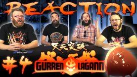 Gurren Lagann 04 Reaction EARLY ACCESS