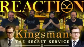 Kingsman: The Secret Service Movie Reaction