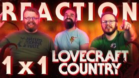 Lovecraft Country 1×1 Reaction
