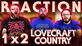 Lovecraft Country 1×2 Reaction