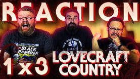 Lovecraft Country 1×3 Reaction