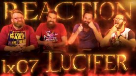 Lucifer 1×7 Reaction EARLY ACCESS