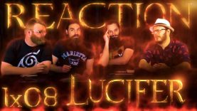 Lucifer 1×8 Reaction EARLY ACCESS