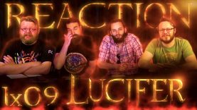 Lucifer 1×9 Reaction EARLY ACCESS