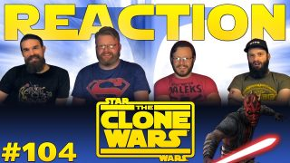 Star Wars: The Clone Wars 104 Reaction EARLY ACCESS