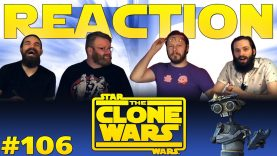 Star Wars: The Clone Wars 106 Reaction EARLY ACCESS