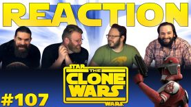 Star Wars: The Clone Wars 107 Reaction EARLY ACCESS