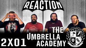 The Umbrella Academy 2×1 Reaction