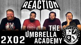 The Umbrella Academy 2×2 Reaction EARLY ACCESS