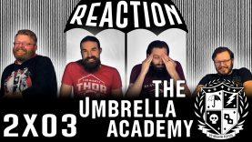 The Umbrella Academy 2×3 Reaction EARLY ACCESS