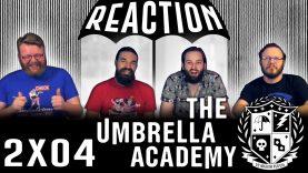 The Umbrella Academy 2×4 Reaction EARLY ACCESS