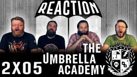 The Umbrella Academy 2×5 Reaction EARLY ACCESS