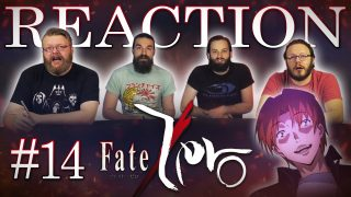 Fate Zero Episode 14