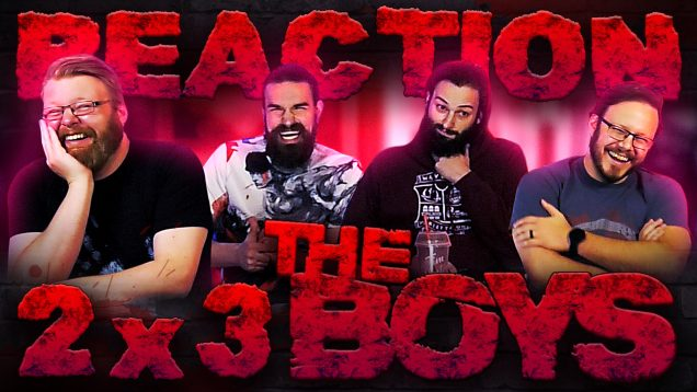 The Boys 2×3 Reaction Thumbnail