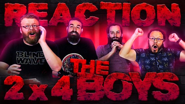 The Boys 2×4 Reaction Thumbnail