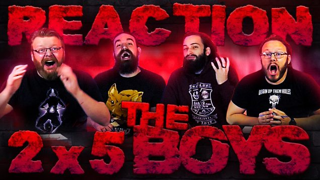 The Boys 2×5 Reaction Thumbnail
