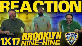 Brooklyn Nine-Nine 1×17 Reaction EARLY ACCESS
