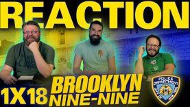 Brooklyn Nine-Nine 1×18 Reaction EARLY ACCESS