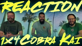 Cobra Kai 1×4 Reaction EARLY ACCESS