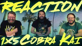 Cobra Kai 1×5 Reaction EARLY ACCESS