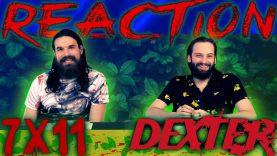 Dexter 7×11 Reaction EARLY ACCESS