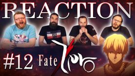 Fate/Zero 12 Reaction EARLY ACCESS