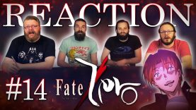 Fate/Zero 14 Reaction EARLY ACCESS