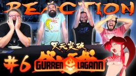 Gurren Lagann 06 Reaction EARLY ACCESS