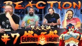 Gurren Lagann 07 Reaction EARLY ACCESS