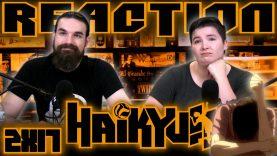 Haikyuu 2×17 Reaction EARLY ACCESS