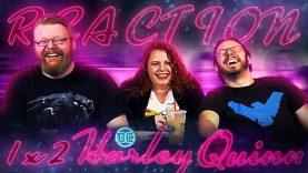 Harley Quinn 1×2 Reaction EARLY ACCESS