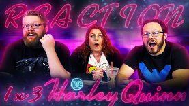 Harley Quinn 1×3 Reaction EARLY ACCESS