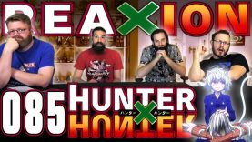 Hunter x Hunter 85 Reaction EARLY ACCESS