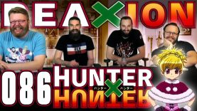 Hunter x Hunter 86 Reaction EARLY ACCESS