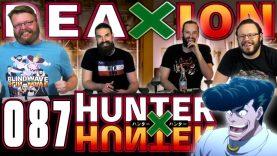 Hunter x Hunter 87 Reaction EARLY ACCESS
