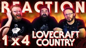 Lovecraft Country 1×4 Reaction