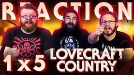 Lovecraft Country 1×5 Reaction